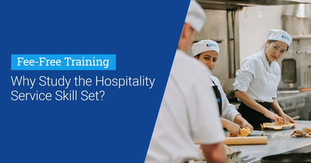 Hospitality Services in action blog header