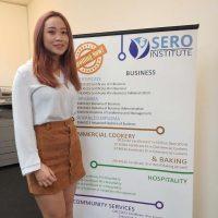 Lydia – Brisbane Campus Student